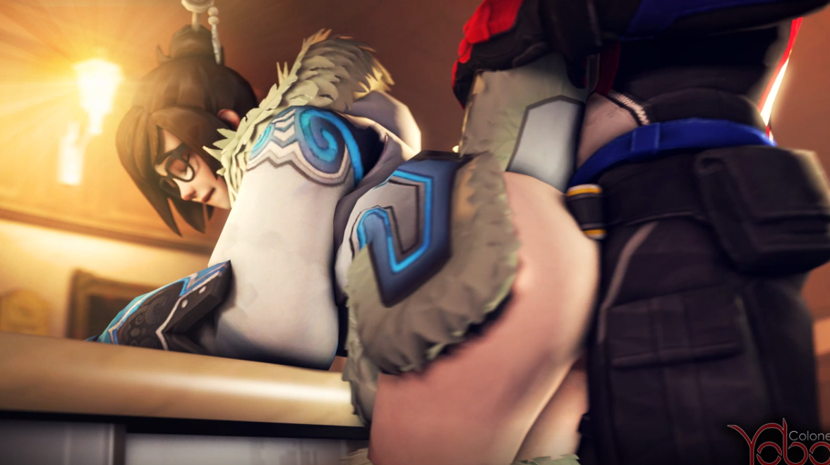 Photo of Mei & Soldier 76