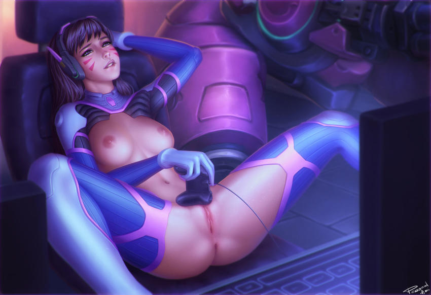 Photo of D.Va