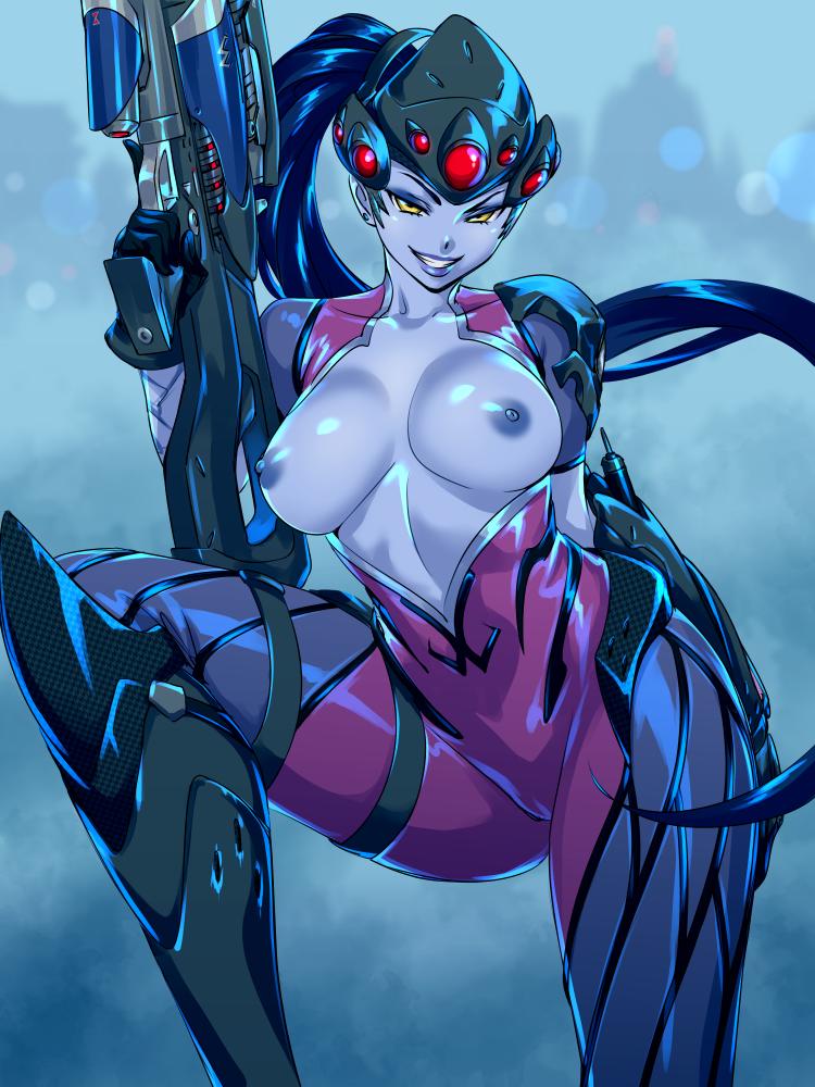 Widowmaker Hentai
