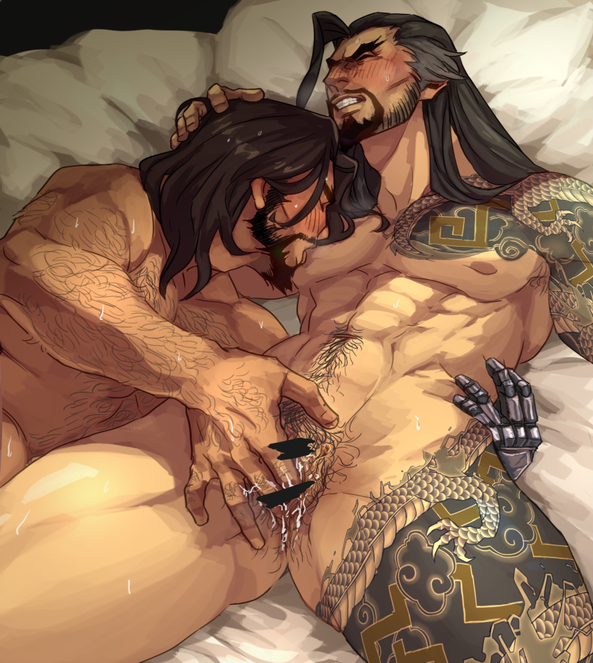 Photo of Hanzo & McCree