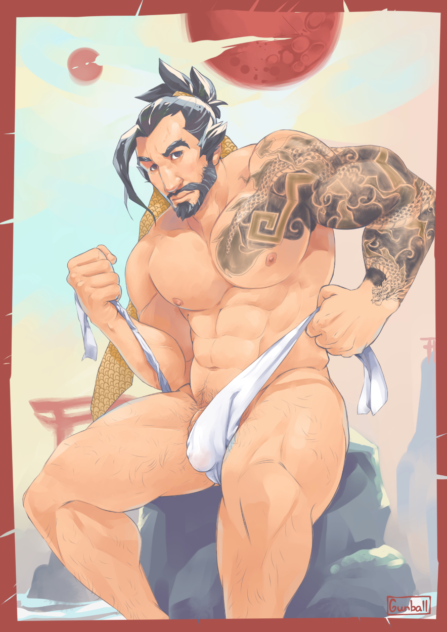 Photo of Hanzo