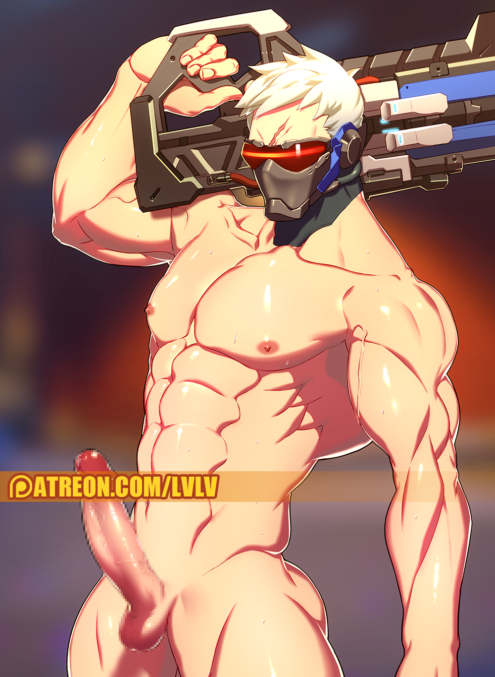 Photo of Soldier 76