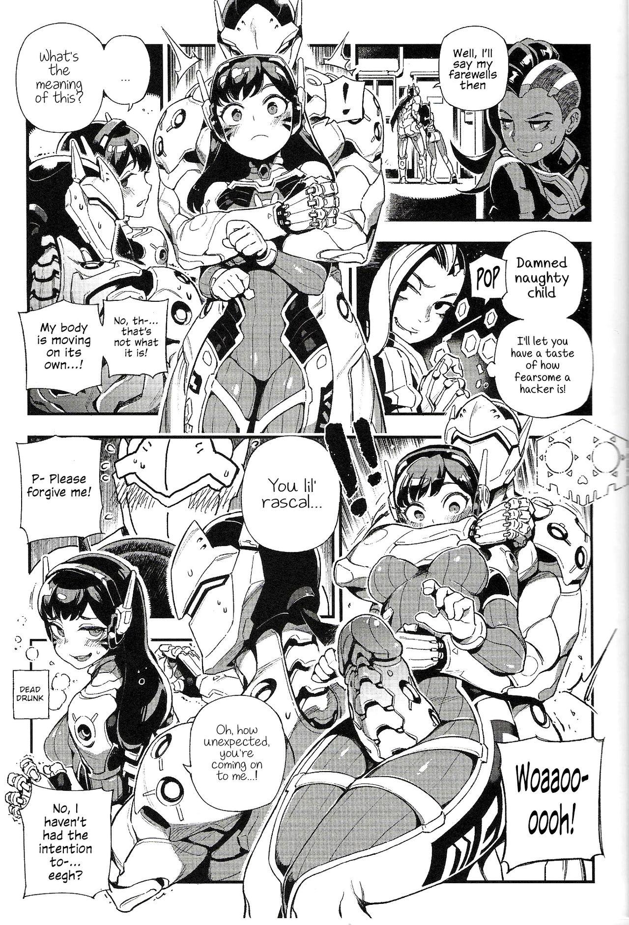 [ENG] Hirame ~ OVERTIME!!! VOL.2 Hentai