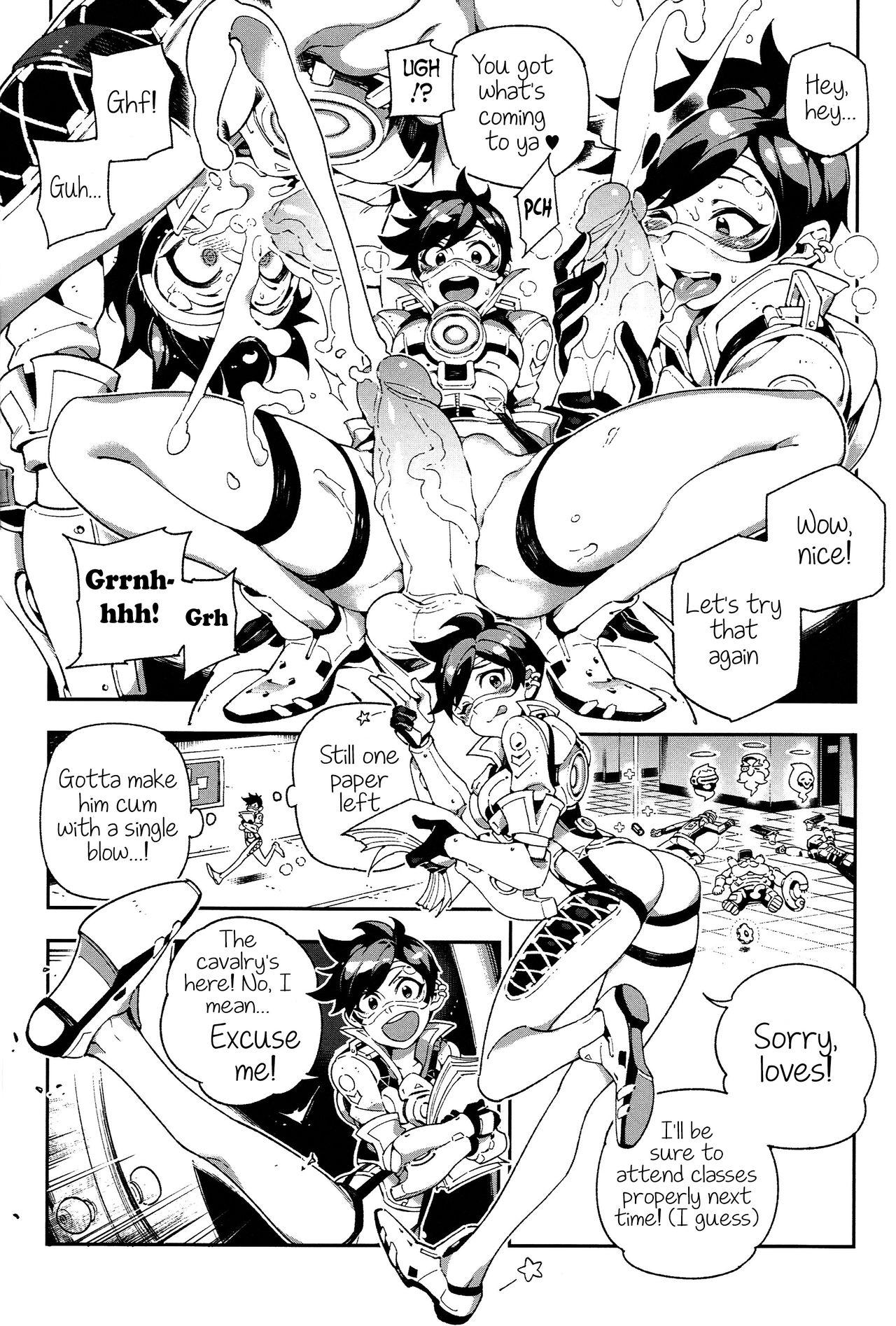 [ENG] Hirame ~ OVERTIME!!! VOL.1 Hentai
